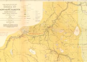 Alberta map thumbnail