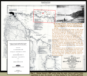 George Dawson Map 1
